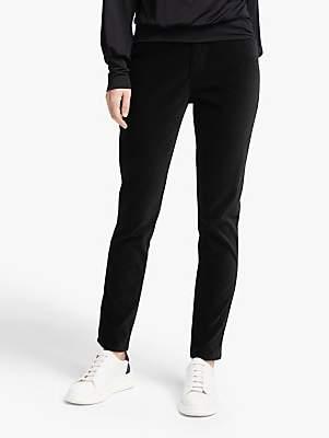 John Lewis & Partners Velvet Skinny Jeans