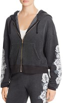 Wildfox Couture Garden Floral Hoodie