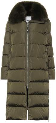 Yves Salomon Exclusive to Mytheresa Army fur-trimmed down parka