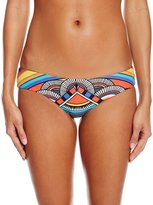 Rip Curl Women's Tribal Myth Printed Good Coverage Bikini Bottom