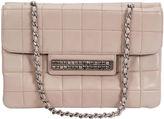 One Kings Lane Vintage Chanel Etoupe Lambskin Evening Bag