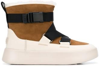 UGG Platform Ankle Boots