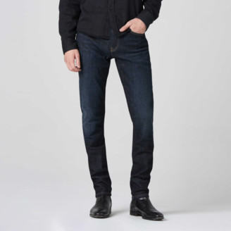DSTLD Skinny-Slim Jeans in Six-Month Dark Worn