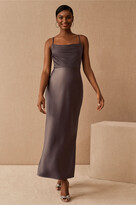 Thumbnail for your product : BHLDN Cali Satin Charmeuse Midi Dress