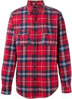 Les (Art)ists tartan 'Pharrell 73' shirt
