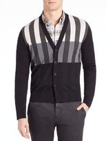 Tomas Maier New Fine Merinos Virgin Wool Cardigan