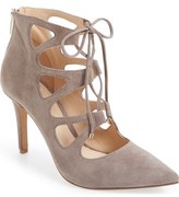 Vince Camuto 'Bodell' Lace Up Pump (Women)