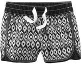 Carter's Ikat Print Poplin Shorts