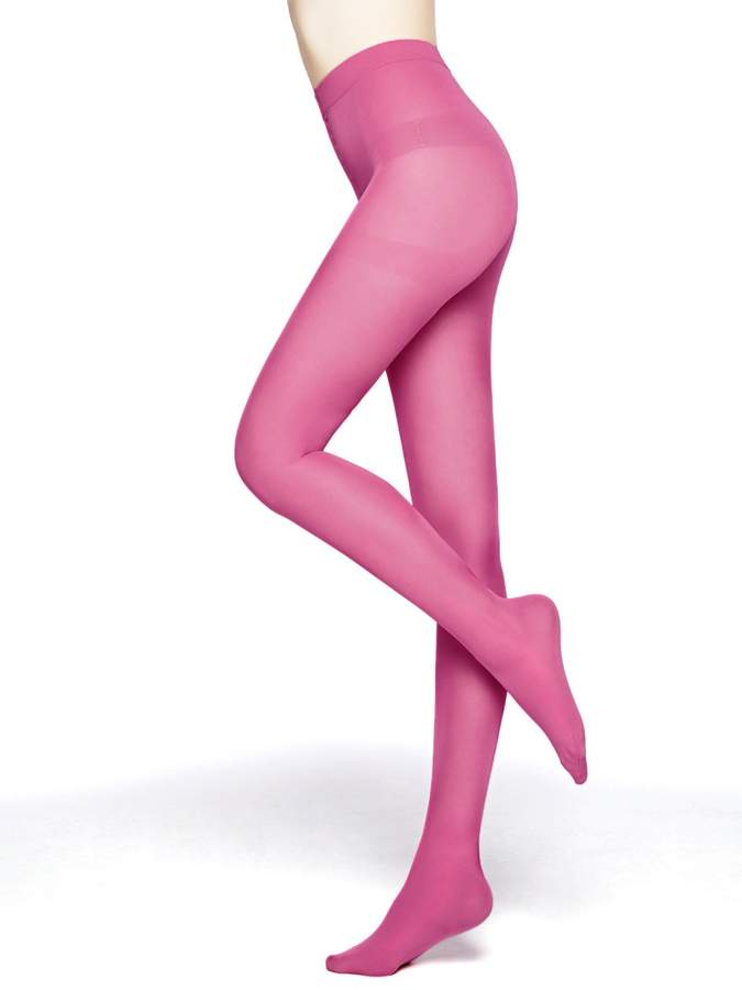 80c9f6691ab Pink Nylon Tights - ShopStyle Canada