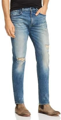 Joe's Jeans Asher Slim Fit Jeans in Flatbush Distressed