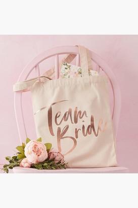 boohoo Ginger Ray Team Bride Tote Bag