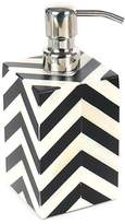 Mackenzie Childs MacKenzie-Childs MacKenzie-Childs Piazza Chevron Soap Pump Dispenser