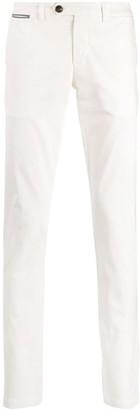 Eleventy Straight-Leg Low-Rise Jeans