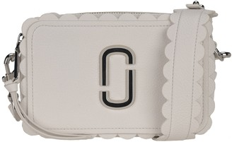 Marc Jacobs The Softshot Scalloped Crossbody Bag