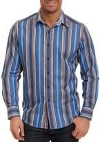 Robert Graham Taino 2 Striped Classic Fit Shirt