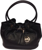 Michael Kors Ring Tote MD EW Leather