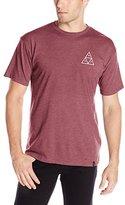 HUF Men's Triple Triangle T-Shirt.