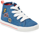 Carter's Ginger Chambray Sneakers, Toddler and Little Girls (4.5-3)
