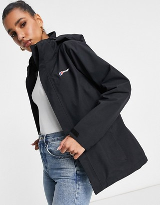 Berghaus Hillwalker jacket in black