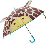 Skip Hop SkipHop Little Kid and Toddler Girls' Zoo Umbrella, Jules