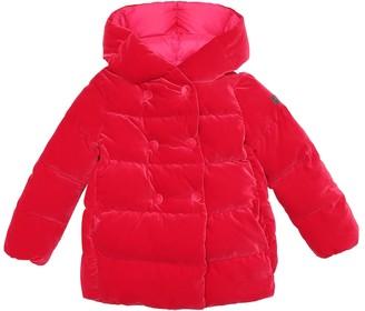 Il Gufo Velvet down jacket