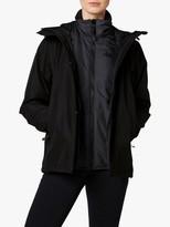Helly Hansen Squamish 2.0 CIS Women's Waterproof Jacket, Black