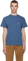 Noah Blue Pocket T-shirt