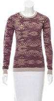 Gryphon Wool Patterned Sweater w/ Tags