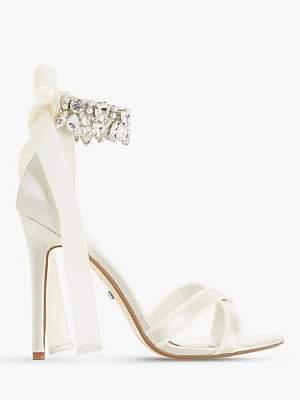 fee41de91 Ivory Bridal Sandals - ShopStyle UK