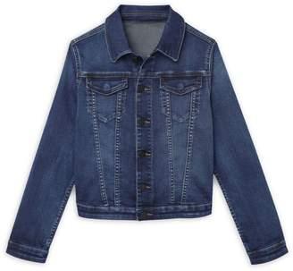 DL1961 Premium Denim Little Girl's & Girl's Medium-Wash Denim Jacket