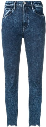3x1 Cropped Skinny Jeans