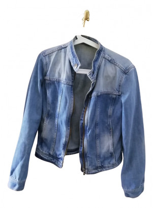 Benetton Blue Denim - Jeans Jackets