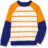 A for Awesome Boys Raglan Crewneck Sweatshirt ...