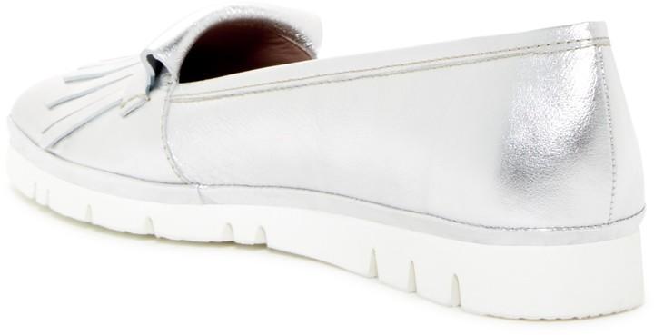 Donald J Pliner Abbie Kilted Loafer
