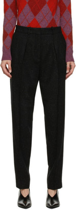 A.P.C. Black Sandra Trousers