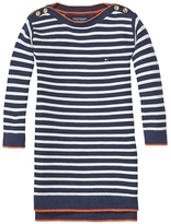 Tommy Hilfiger Final Sale- Th Kids Mini Sweater Dress