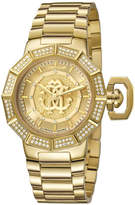 Roberto Cavalli RV1L003 Gold-Tone Watch
