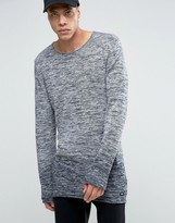 Dr Denim Nick Knitted Jumper