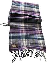 Mulberry Purple Wool Scarves