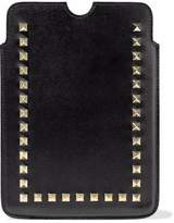 Valentino Rockstud Leather Tablet Case