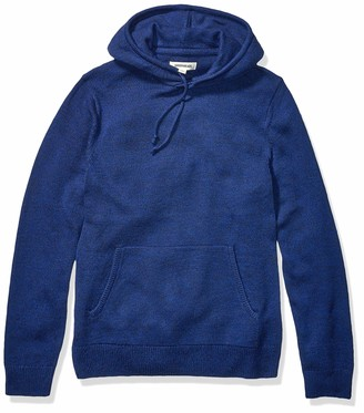 Goodthreads Amazon Brand Men's Supersoft Marled Pullover Hoodie Sweater
