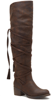 Sugar Brown Tassel Boot