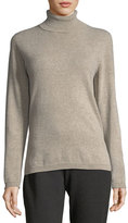 Max Mara Wool-Cashmere Turtleneck Sweater