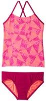 Nike Graphic Crossback Tankini Girl's Swimwear