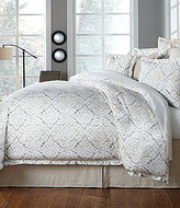 Southern Living Hartford Floral Medallion Egyptian Cotton Comforter Mini Set