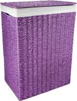 Tartaan & Co Paper Rope Laundry Basket (Set of 2)
