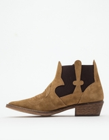 Cowboy Boot in Ermine