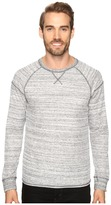 Alternative Eco Space Dye Thermal Onboard Crew Neck