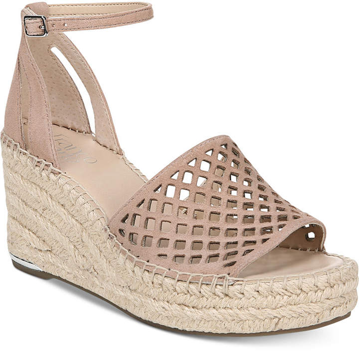 88f7a77017c Calabria Platform-Wedge Espadrille Sandals, Women Shoes