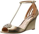 Badgley Mischka Women's Milly II Wedge Sandal